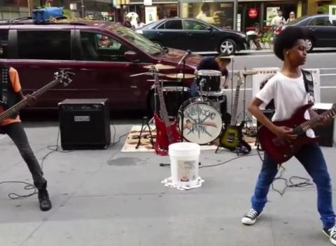 News video: 8th Grade Metal Band Caps Meteoric Rise With Sony Deal